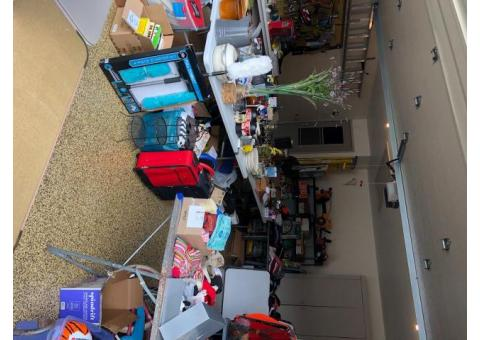 Multifamily Garage Sale ; Thurs Sept 17,Friday 18, Saturday 19,  10:00-? Tons of Miscellaneous
