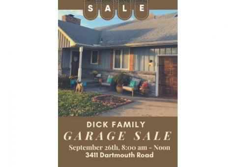 Garage/Yard Sale in Hutchinson