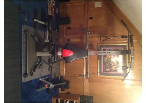 The Bowflex Xtreme SE Home Gym