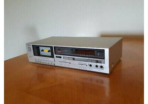 Technics RS-B12 Tape Deck made in Japan 1984
