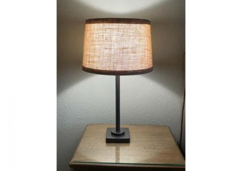 2 Lamps - Dresser/Night Stand Lights